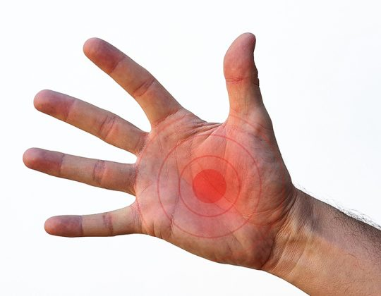 Durerea la mana. De la reumatism la alte cauze